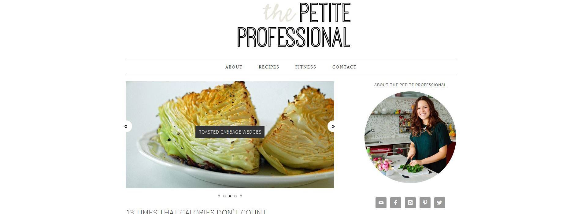The Petite Professional Blog