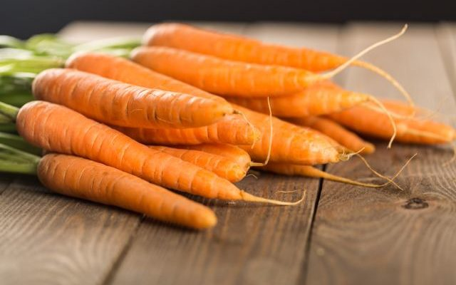 Zero Calorie Foods - Natural Seeker - Carrotts