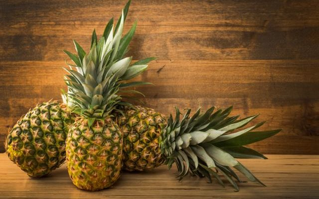 Pineapple Energy Juice - Natural Seeker