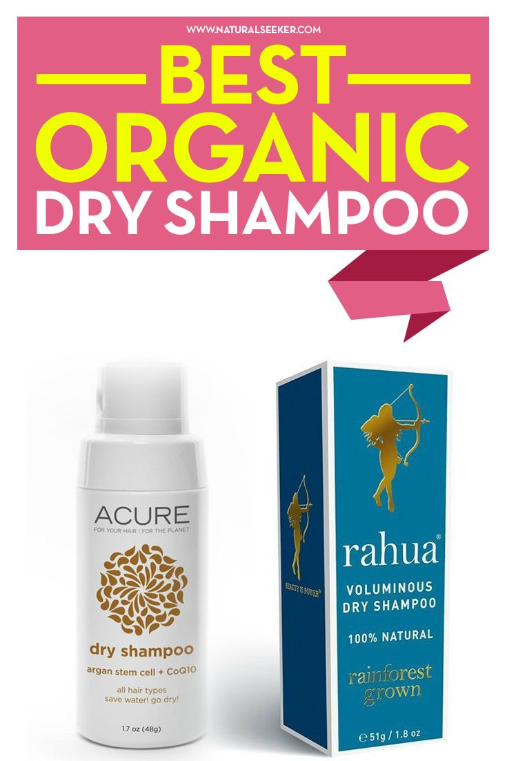 Best Organic Dry Shampoo - Natural Seeker Health Blog