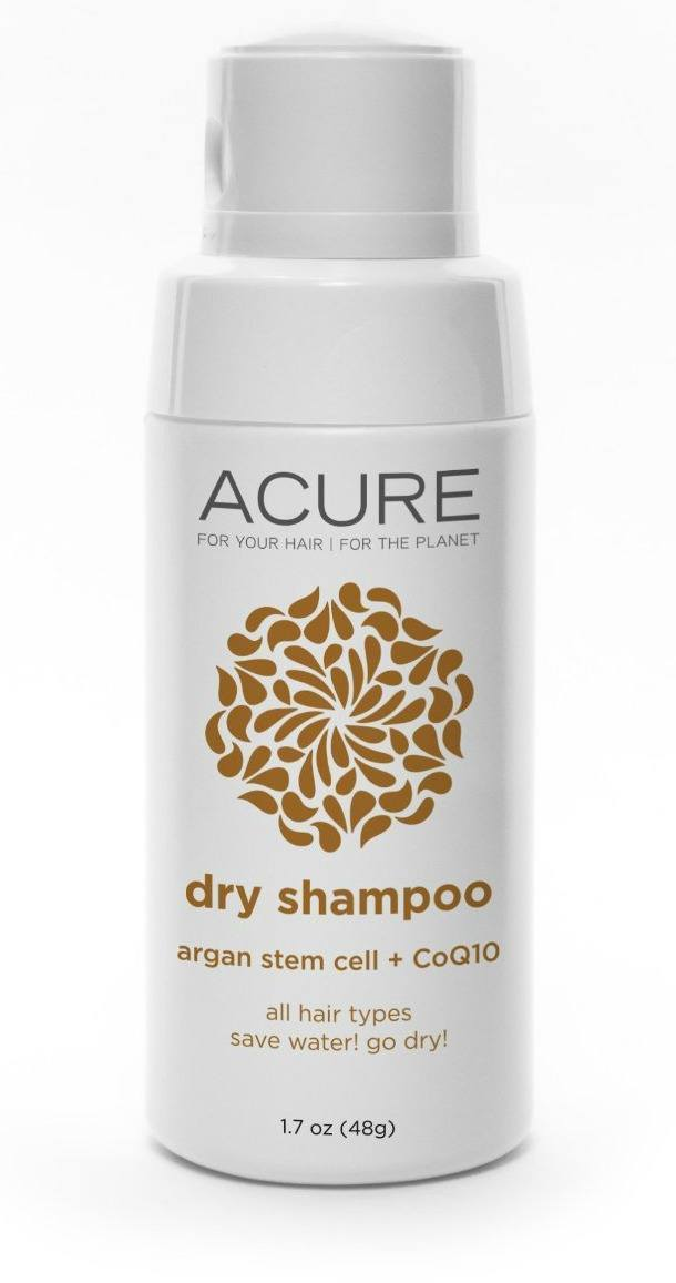 Best all natural dry shampoo