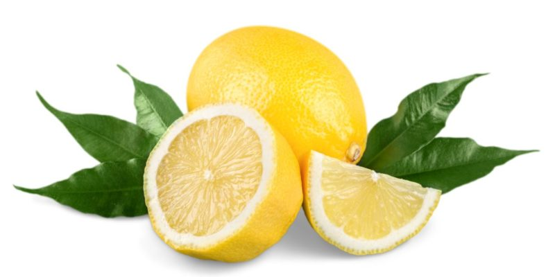 Almost Zero Calorie Foods - Natural Seeker - Lemons