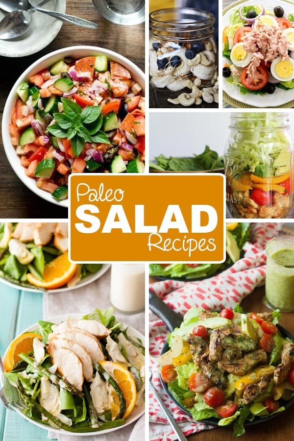 Ten Best Paleo Salads - Natural Seeker Health