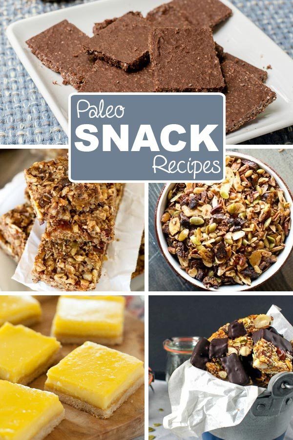 Ten Best Paleo Snacks - Natural Seeker Health - PaleoSnack